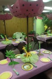 the jungle baby shower decorations
