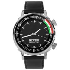 moschino designer watch moschino cheap chic quartz analog black sports watch mw0244
