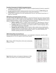 Wida Growth Charts Wida Writing Rubric Scoring Protocol