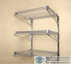 Wire kitchen rack Cabinets Cupboards Wire Mesh Wall Mount Kitchen Rack Ebay Wire Mesh Wall Mount Kitchen Rackwire Mesh Wall Mount Kitchen Rack