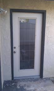 Single patio doors Fiberglass Single Patio Door With Built In Screen Venting Sidelites Side Windows Nahseporg Single Patio Door With Built In Screen Venting Sidelites Side