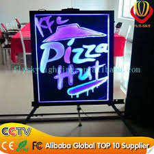 factory direct led writing board remote control outdoor factory direct led writing board remote control outdoor sample advertising board design