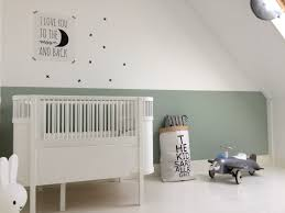 Kinderkamer Zwart Wit Mint
