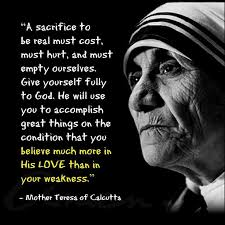 Mother Teresa Quotes Best Mother Teresa Quotes Legends Quotes