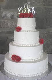 Chic Wedding Cake Bakers Wedding Cakes Metrotainment Bakery