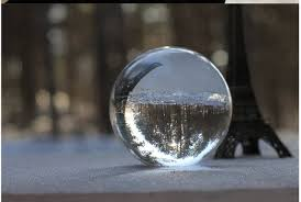 Small Decorative Balls Cool 32pcslot 32mm Transparent Small Decorative Crystal Balls Quartz