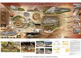Темы курсовых проектов распределены по годам обучения с курса  проект Центр экологического дизайна автор Т Белоусова