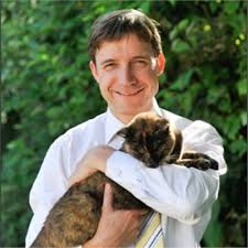 Meet <b>James Yeates</b>, Cats <b>Protection's</b> New CEO