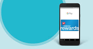 balance rewards with google pay checking out and earning points
