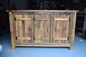 rustic dining room sideboard. Image Of: Reclaimed Wood Sideboard Rustic Dining Room N