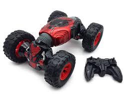 <b>Машинка</b> перевертыш Hyper Champions 49 см, красная