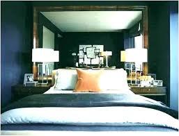 Mirrored Headboard Bedroom Set Mirror Headboard Bedroom Curtains ...