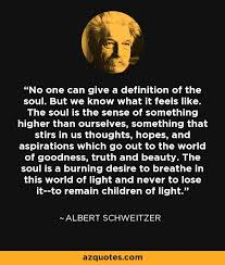 Definition Of Quote Interesting Quotes To Make Her Feel Special Personal Albert Schweitzer Quote No