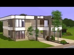 modern house floor plans sims 4 see