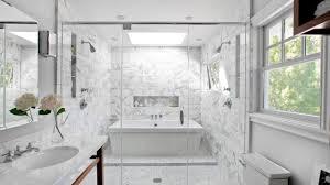 Bathroom White Tiles Dark Grout Designs YouTube
