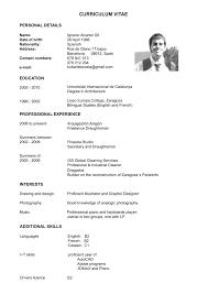 Ejemplos De Resume En Ingles Epic Modelos De Resumen En Ingles About Ejemplos De Resumes En 8