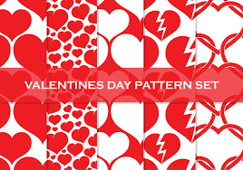 Heart Pattern Awesome Valentine's Day Free Heart High Resolution Patterns Free