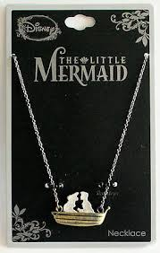 Small Picture Disney The Little Mermaid ARIEL ERIC Silhouette Kiss The Girl