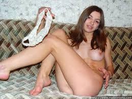 Public naked russian women