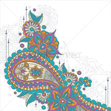 Graphic Design Paisley Paisley Design Vector Image 1812301 Stockunlimited