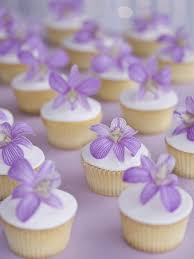 pretty purple cupcake. Plain Purple Pretty Purple Floral Cupcakes Throughout Cupcake