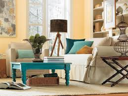 Teal Living Room Decorating Yellow And Teal Living Room 30 Home Design And Decor Interior