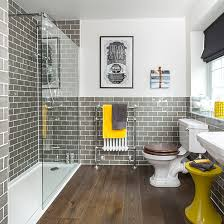 make your bathroom pop with sunny yellow design gallery s5