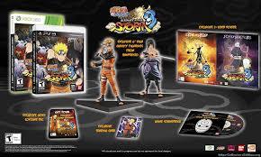 Amazon.com: Naruto Ultimate Ninja Storm 3 Collector's Edition: Video Games