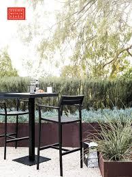 Design Within Reach Outdoor Furniture Eos Barstool Modern Garden Furniture Modern Outdoor