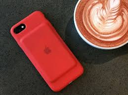 For Iphone 7 Product Red Apple Smart Battery Case Cell
