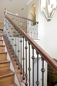 Iron  Bakerfield Luxury Homes Wrought Iron Stairs
