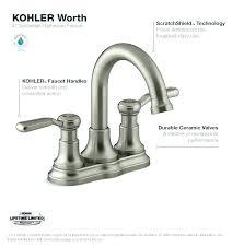 kohler bathtub faucet faucet new bathtub faucets in worth 4 2 handle bathroom faucet vibrant plan
