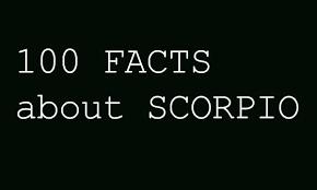 Scorpio Quotes Beauteous 48 Facts About Scorpio Scorpio Quotes