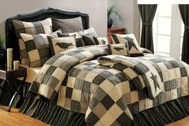 Country and Primitive Bedding, Quilts - Kettle Grove Bedding by ... & Country and Primitive Bedding, Quilts - Kettle Grove Bedding by VHC Brands  - Country Decor, Primitive Decor, Bedding, Braided Rugs Adamdwight.com