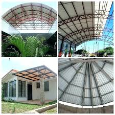 clear corrugated plastic roofing sheets bq
