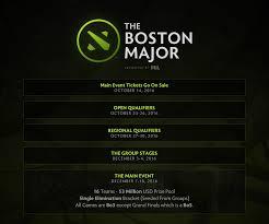 valve announces the dota 2 boston major tournament lowyat net