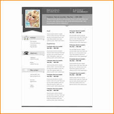 6 Cv Pages Template Theorynpractice