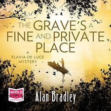 the grave s a fine and private place cover art