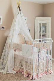 Dream Catcher Nursery Bedding joy baby crib distressed white 36