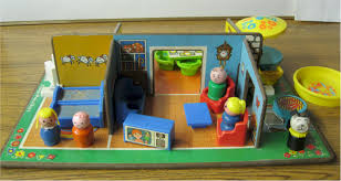 fisher price playsets