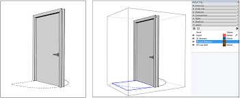 Some basic tools used in sketchup are: Applying Dashed Lines To Tags Sketchup Help