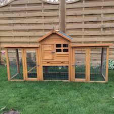 bunny shelter rabbit hutch