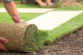 Looking for someone to lay a new lawn in your home garden or business?