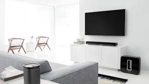 speakers tv. sonos 5.1 home theatre system in living room speakers tv