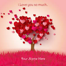 Love Compilation Image Edit With My Name Write Beauteous Love Pics With Name Edit