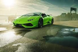 Lamborghini Huracan 4k Ultra HD ...
