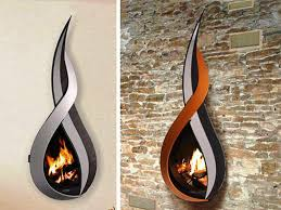 image of wall mount fireplace costco