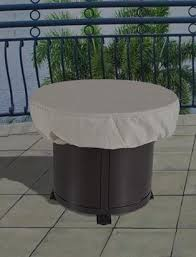 outdoor table covers. Fire Pit Covers Outdoor Table