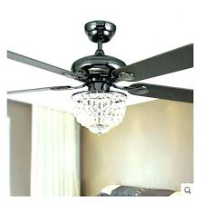 white chandelier ceiling fan light kit fans with lights contemporary 4 rubbed small crystal white chandelier ceiling fan