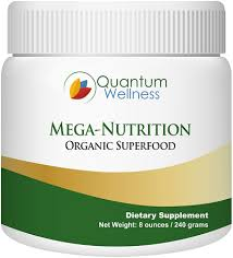 mega nutrition organic superfood bines eight of the most powerful nutrient dense superfoods found in nature to help you